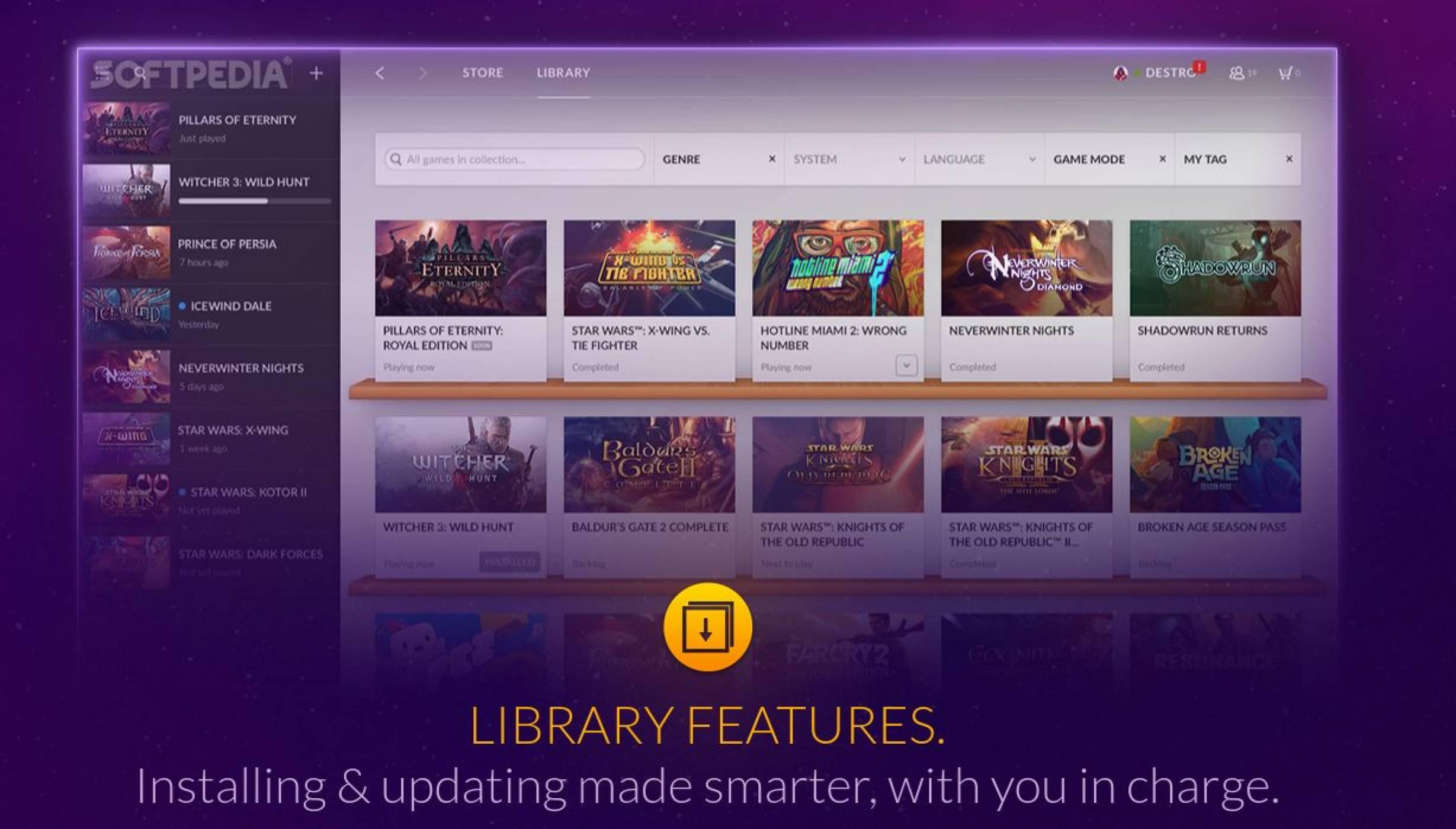 Над 150 игри с намаление от GOG чакат новия си собственик