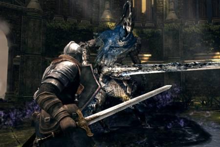 Dark Souls за Switch е забавена, нервите ви са спасени