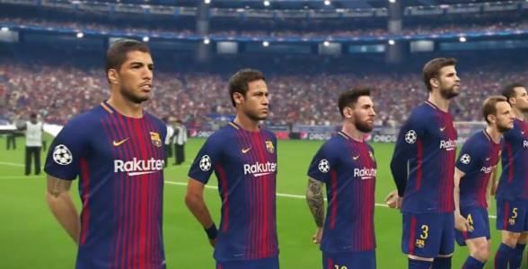 Pro Evolution Soccer загуби лиценза за Шампионската лига след 10 години