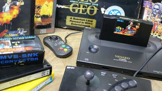 SNK връща спомена за задимените гейм зали с Neo Geo Classic Edition