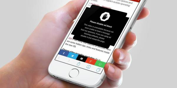 Блокирането на реклами е законно, постанови немски съд