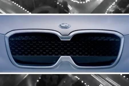 BMW потвърди дебюта на първото си електрическо SUV - iX3
