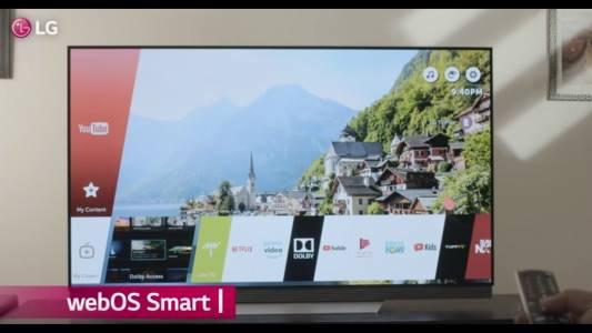 Рекордните приходи на LG минават през OLED телевизорите