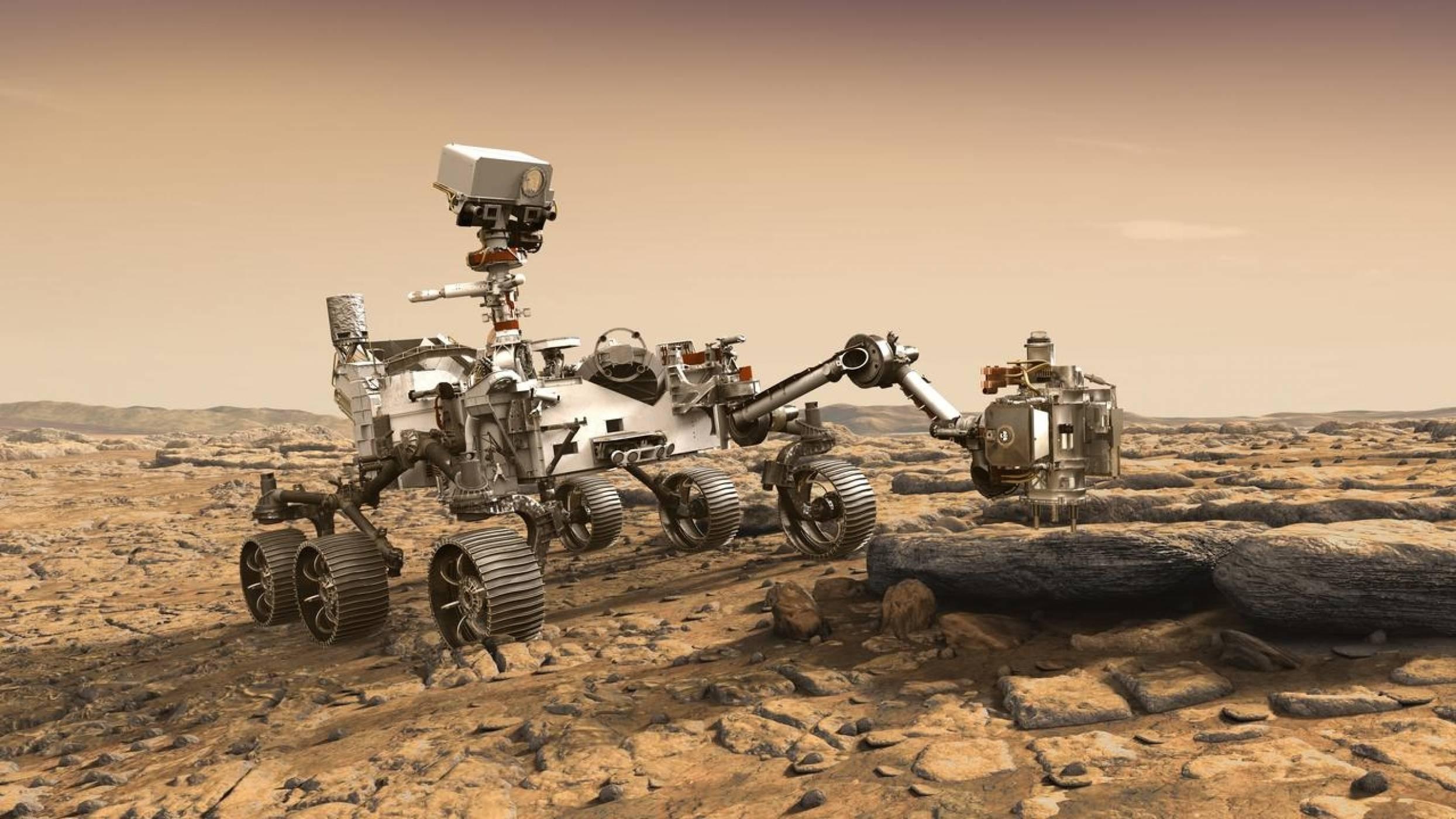NASA и ESA искат да донесат проби от почвата на Марс