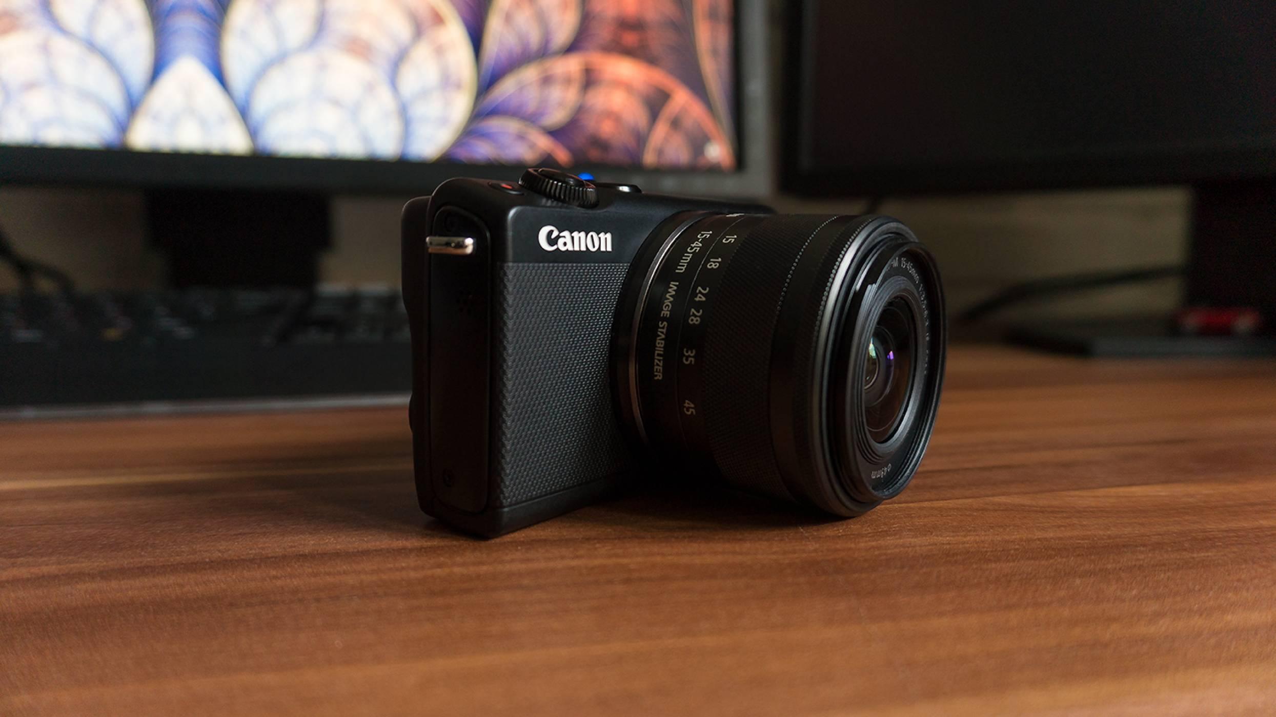 Canon EOS M100: професионалист в тяло за аматьори (видео ревю)