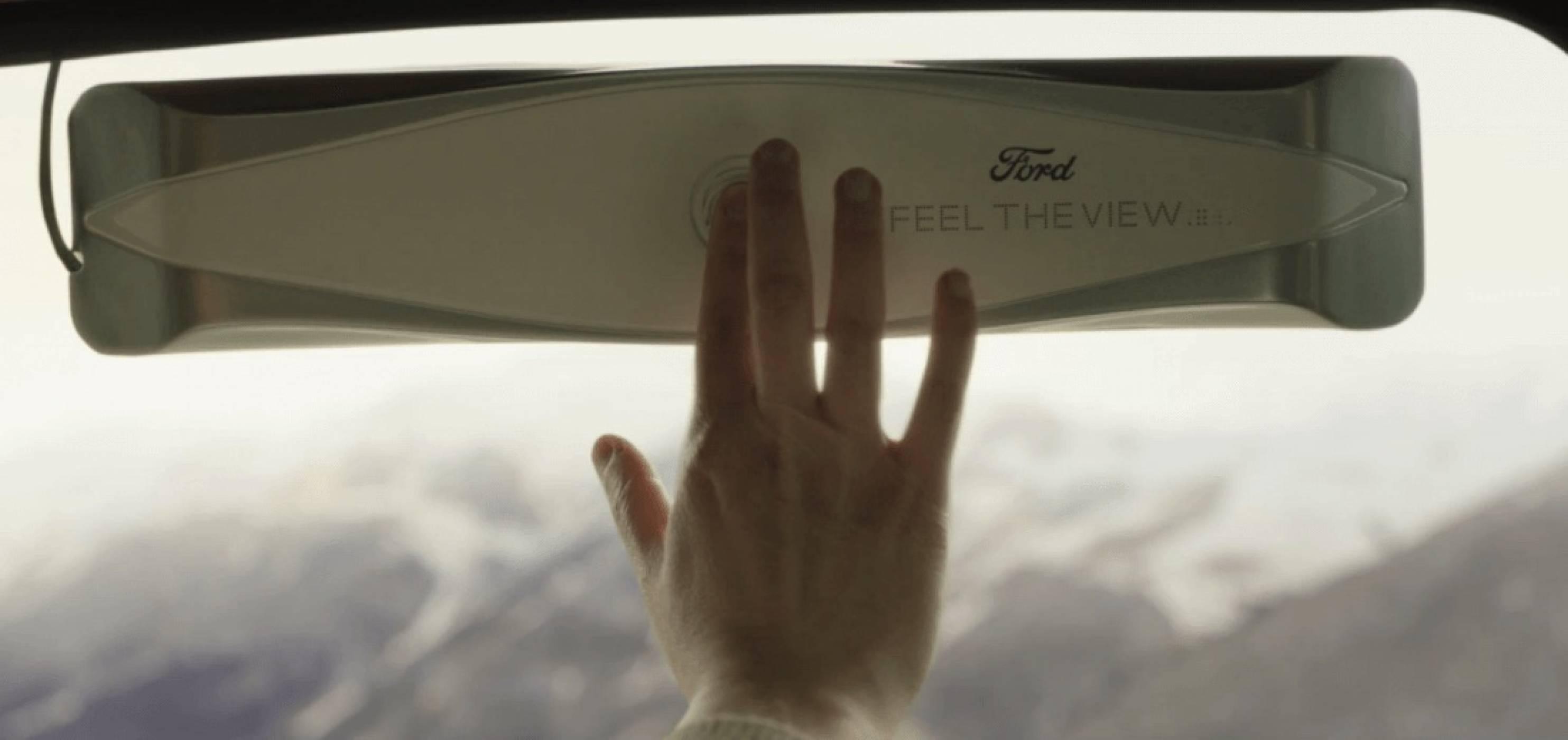 Ето как незрящите ще се наслаждават на гледката от автомобилите на Ford