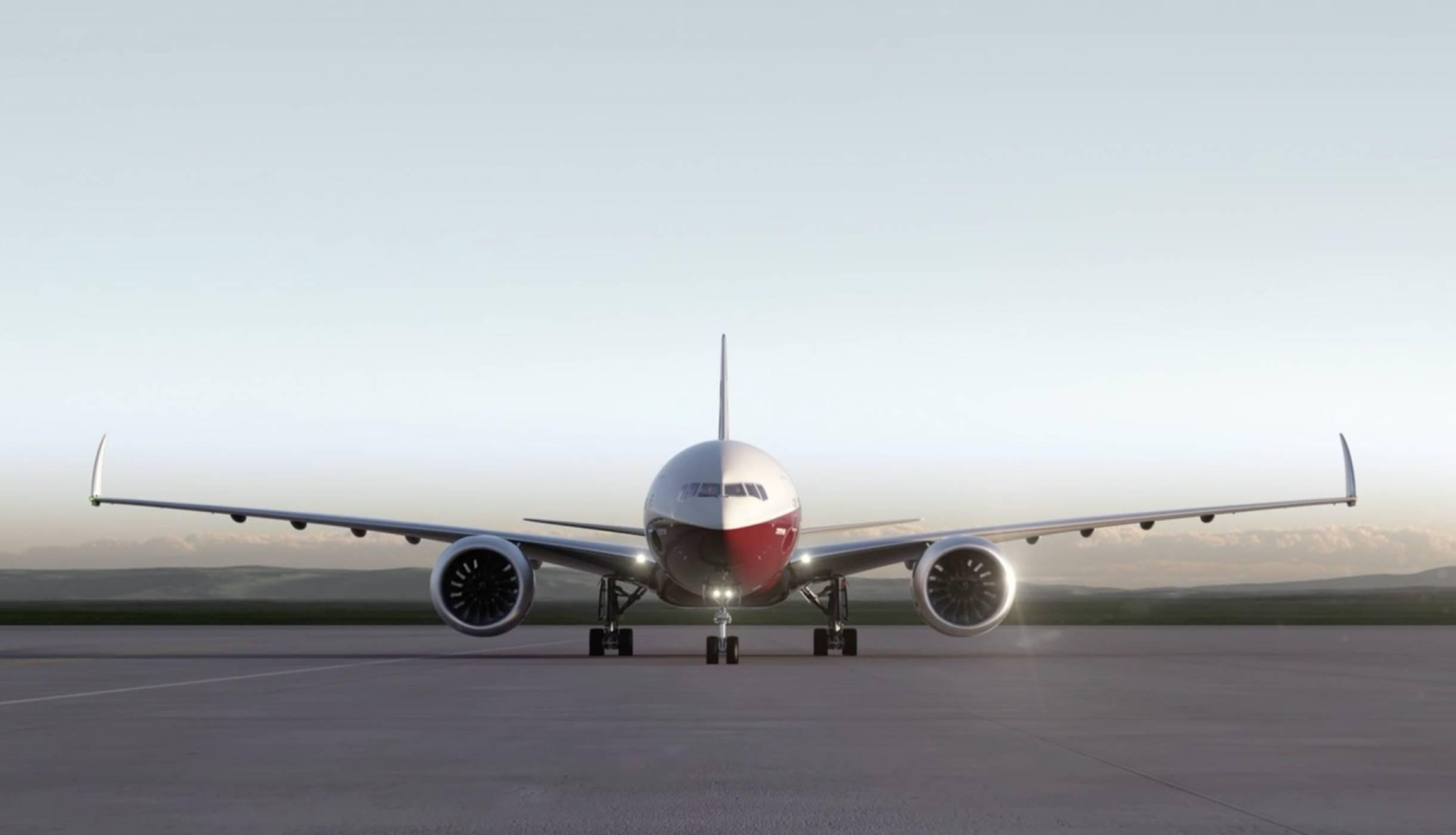 Иновативните самолетни криле на Boeing получиха одобрение за ползване
