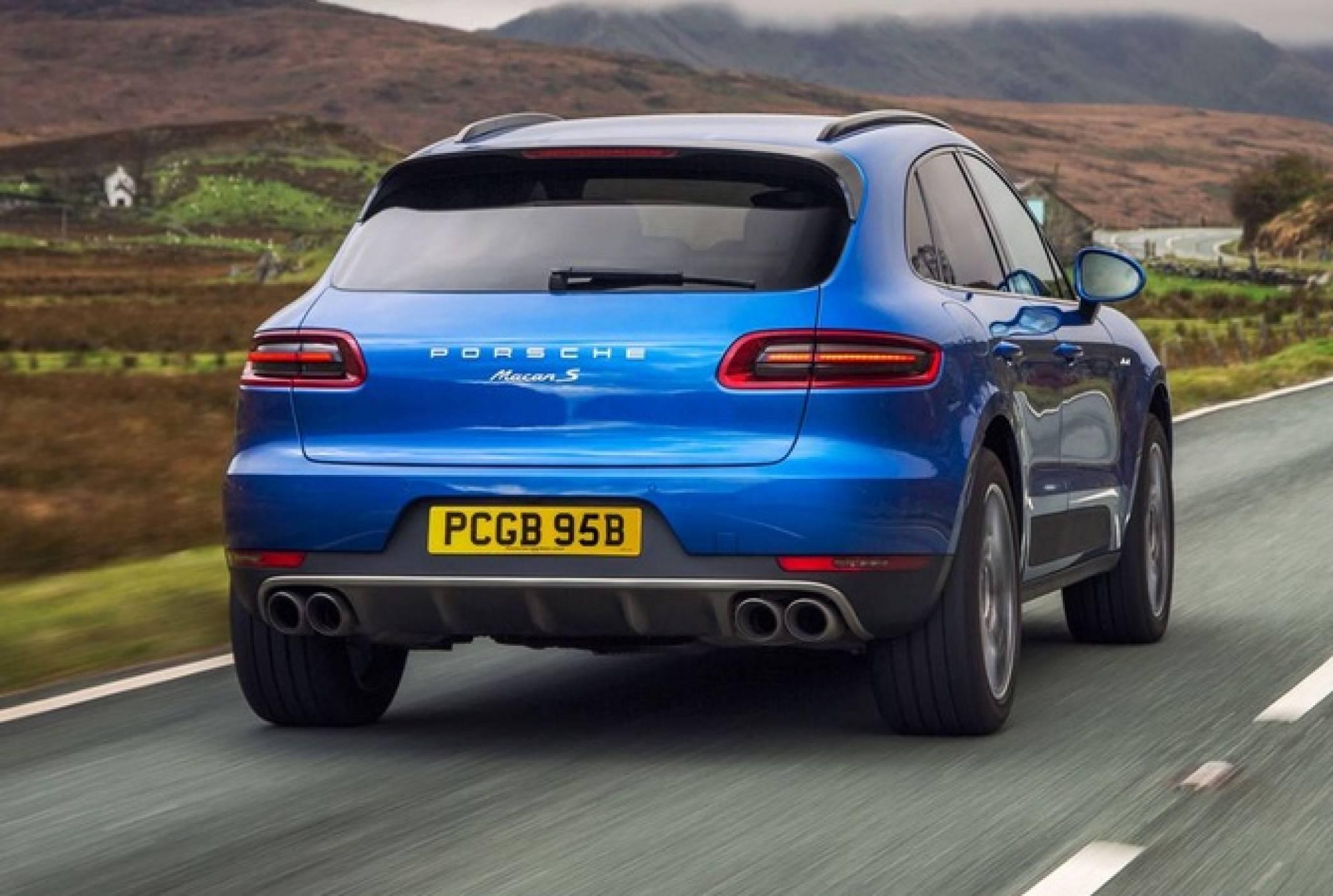 Porsche изтегля 60 хиляди модела Cayenne и Macan заради вредни емисии