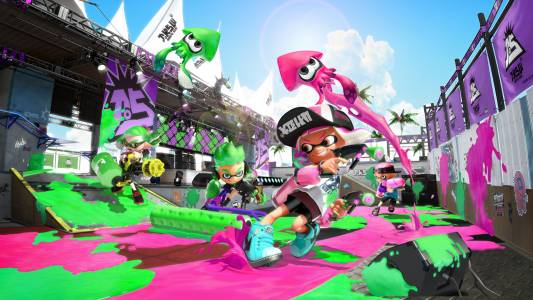 RyujiNX: емулаторът на Switch подкара Splatoon 2
