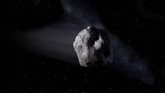 Астероид пришълец се появи в орбита около Юпитер