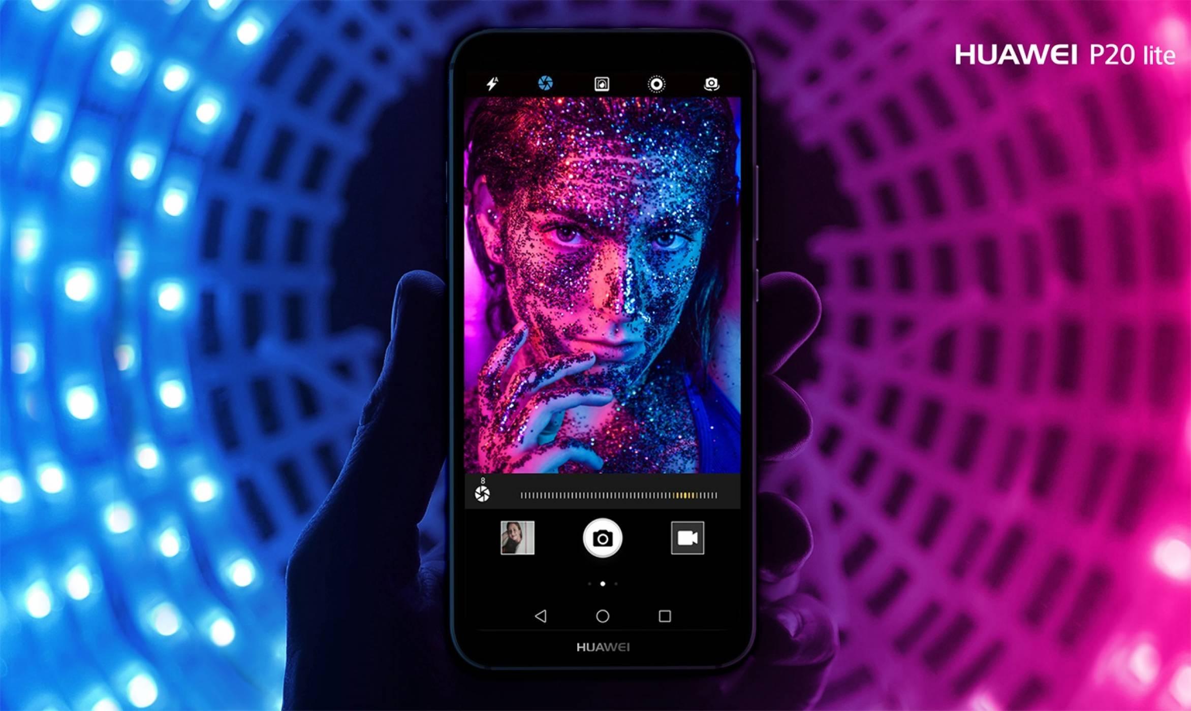 Всичко за селфи снимките на P20 lite в няколко важни съвета от Huawei