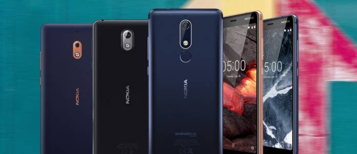 Nokia представи нови смартфони в ниския клас