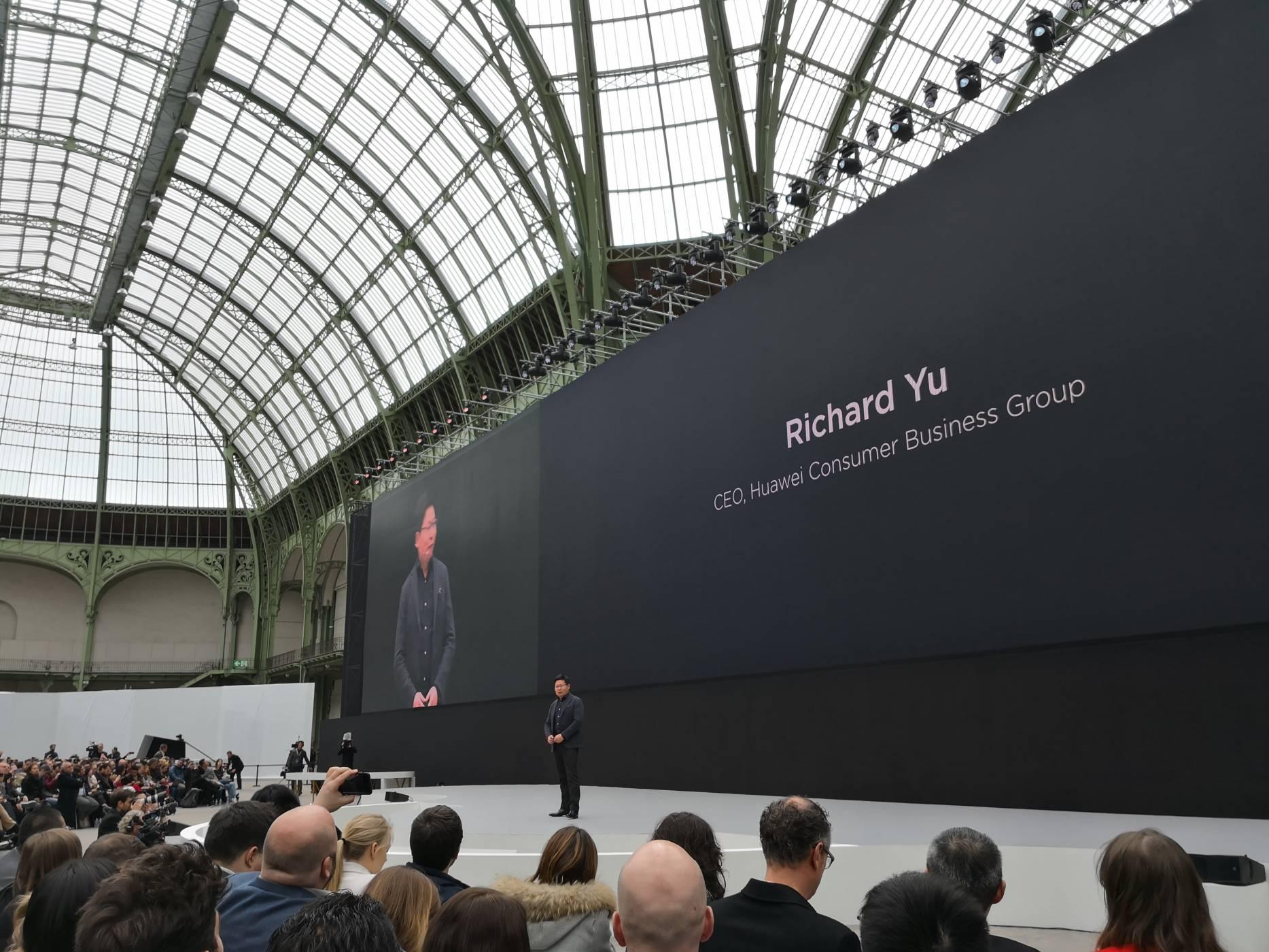 Ричард Ю: Дори без американския пазар Huawei ще стане номер 1 в света (интервю)