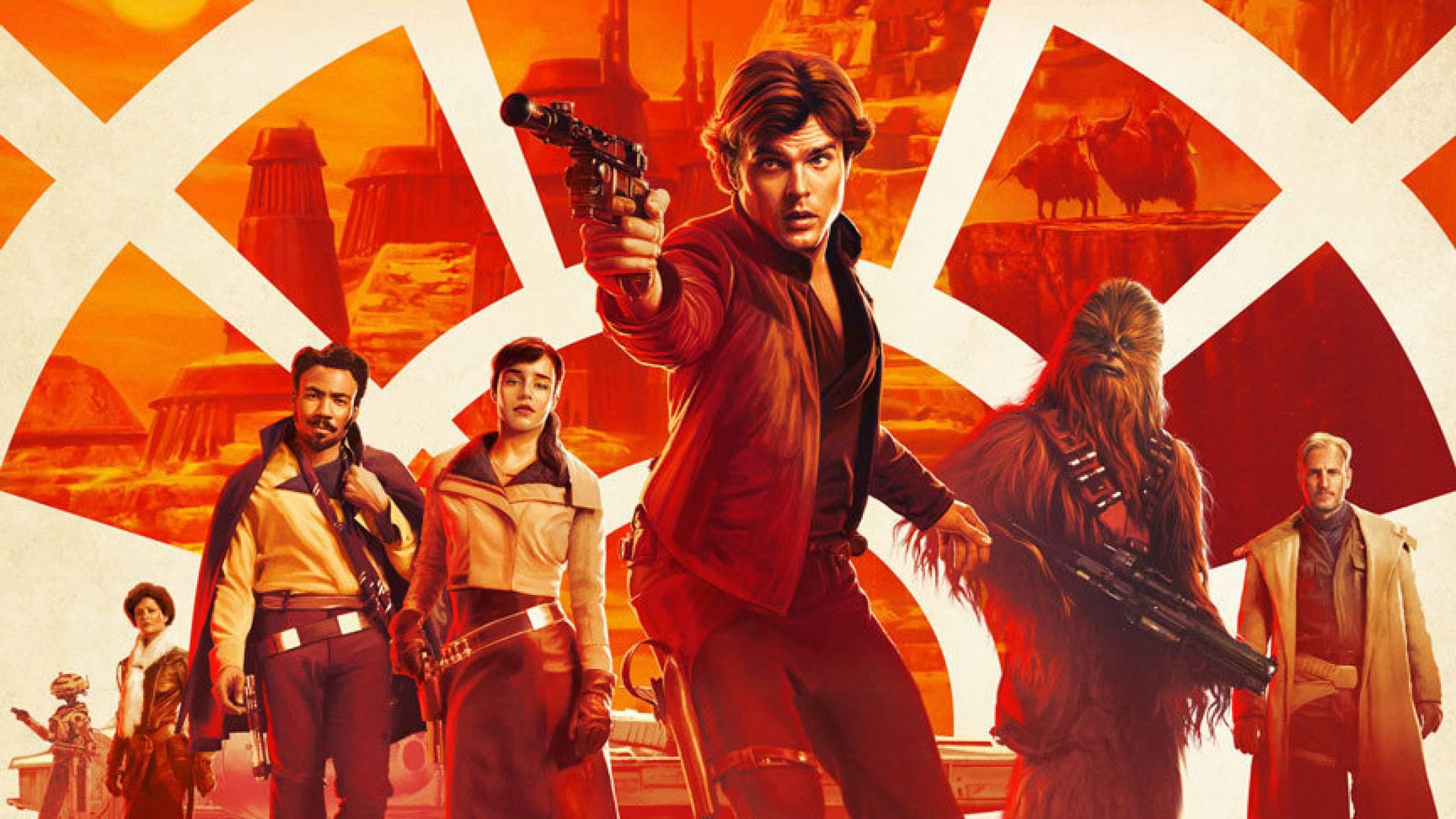 """""""Соло: История от Междузвездни войни"""": филмът, в който Хан стреля първи"""