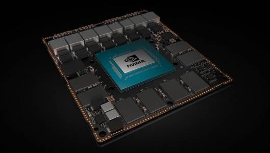 Jetson Xavier на Nvidia ще захранва интелигентни роботи