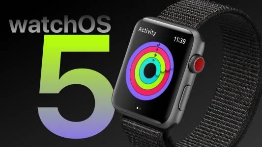 watchOS 5 - всичко, което трябва да знаете