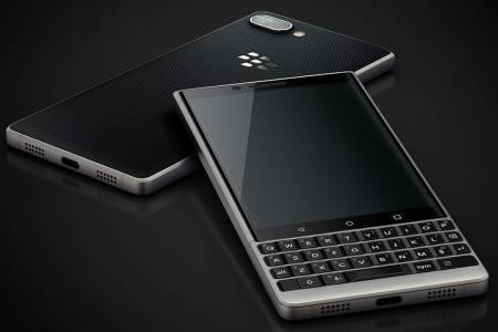 Изтекоха снимки на BlackBerry Key 2 дни преди официалната премиера