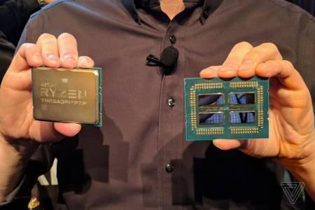 AMD обещава 32-ядрен процесор до края на годината