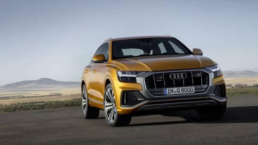2019 Audi Q8: най-луксозният кросоувър на Audi е тук