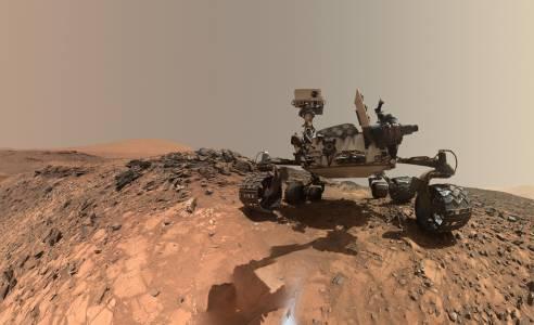 Откриха доказателства за органична материя на Mарс и това е наистина важно