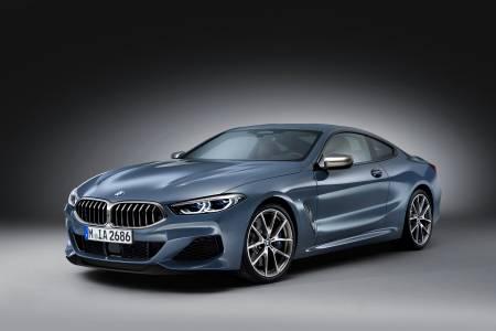 BMW Серия 8 Купе на пазара от ноември: мощност, прецизно управление и лукс