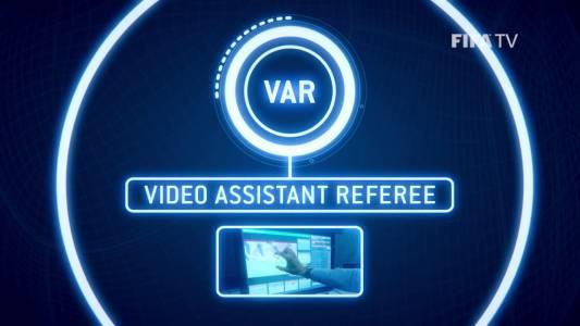 Технологията за видео рефер се намеси решаващо за първи път на Световно първенство по футбол