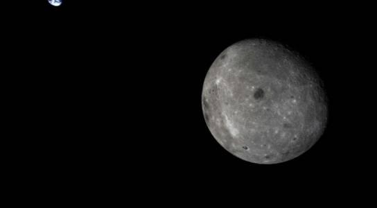 Китайската мисия до тъмната страна на Луната вече върви по план