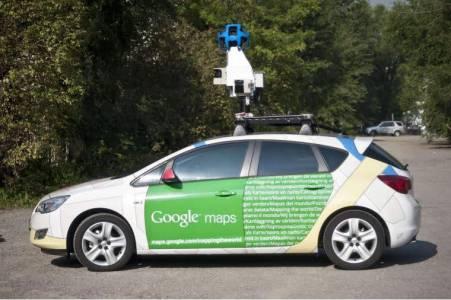 Автомобилите на Google Street View са на обиколка в България