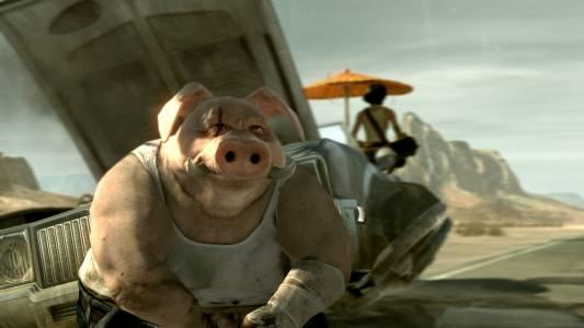 Ubisoft планира бета-версията на Beyond Good and Evil за края на 2019 г.