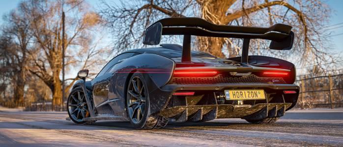 Станете най-бързия таксиметров шофьор в света с Forza Horizon 4