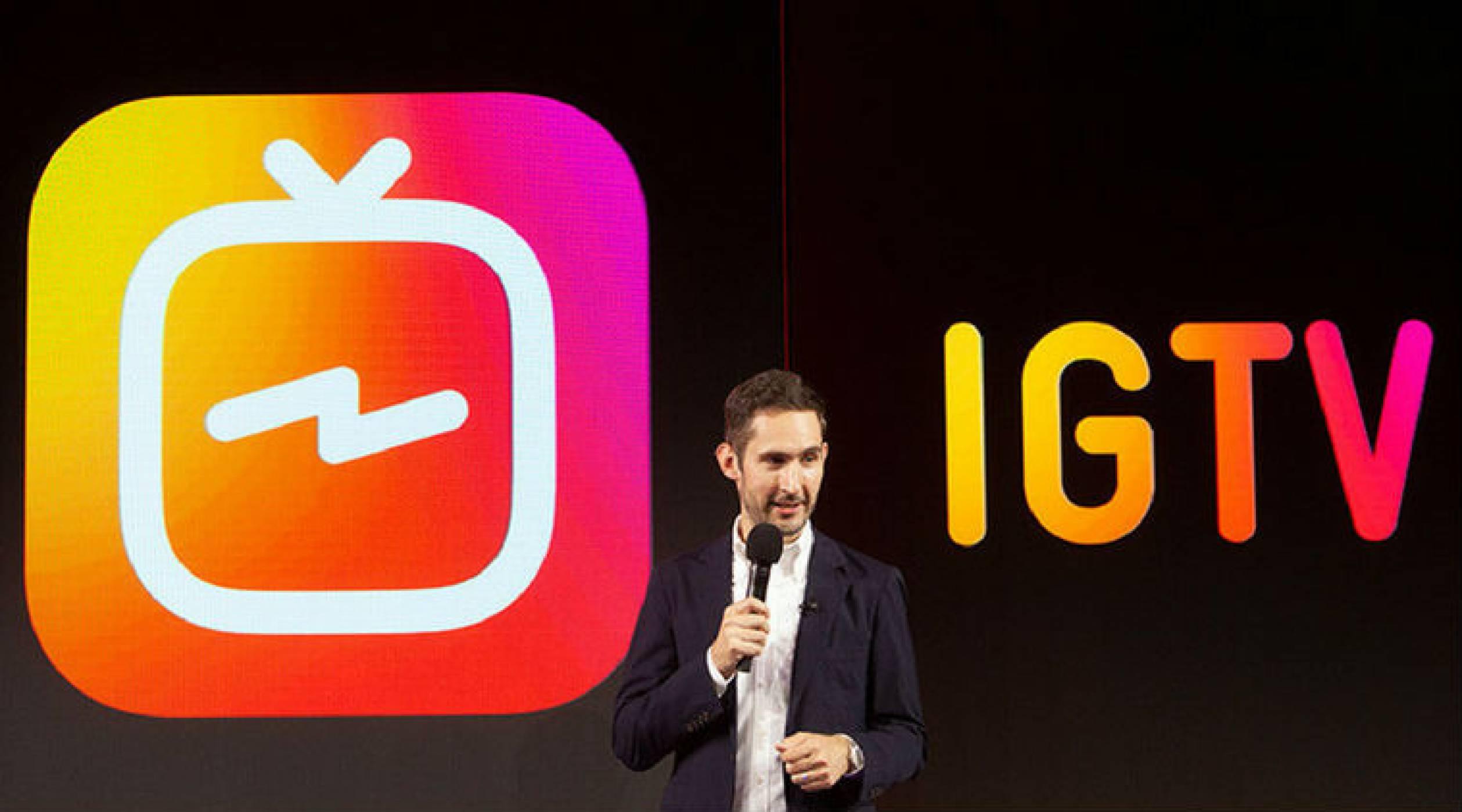 Instagram обяви IGTV, ново приложение само за видеа