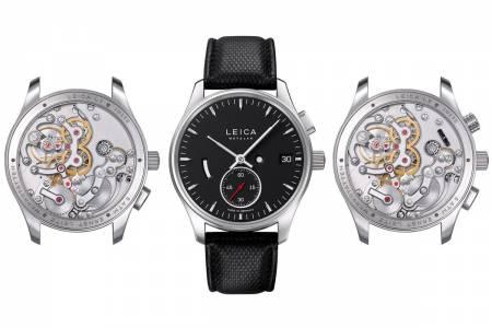 Leica вече прави и часовници