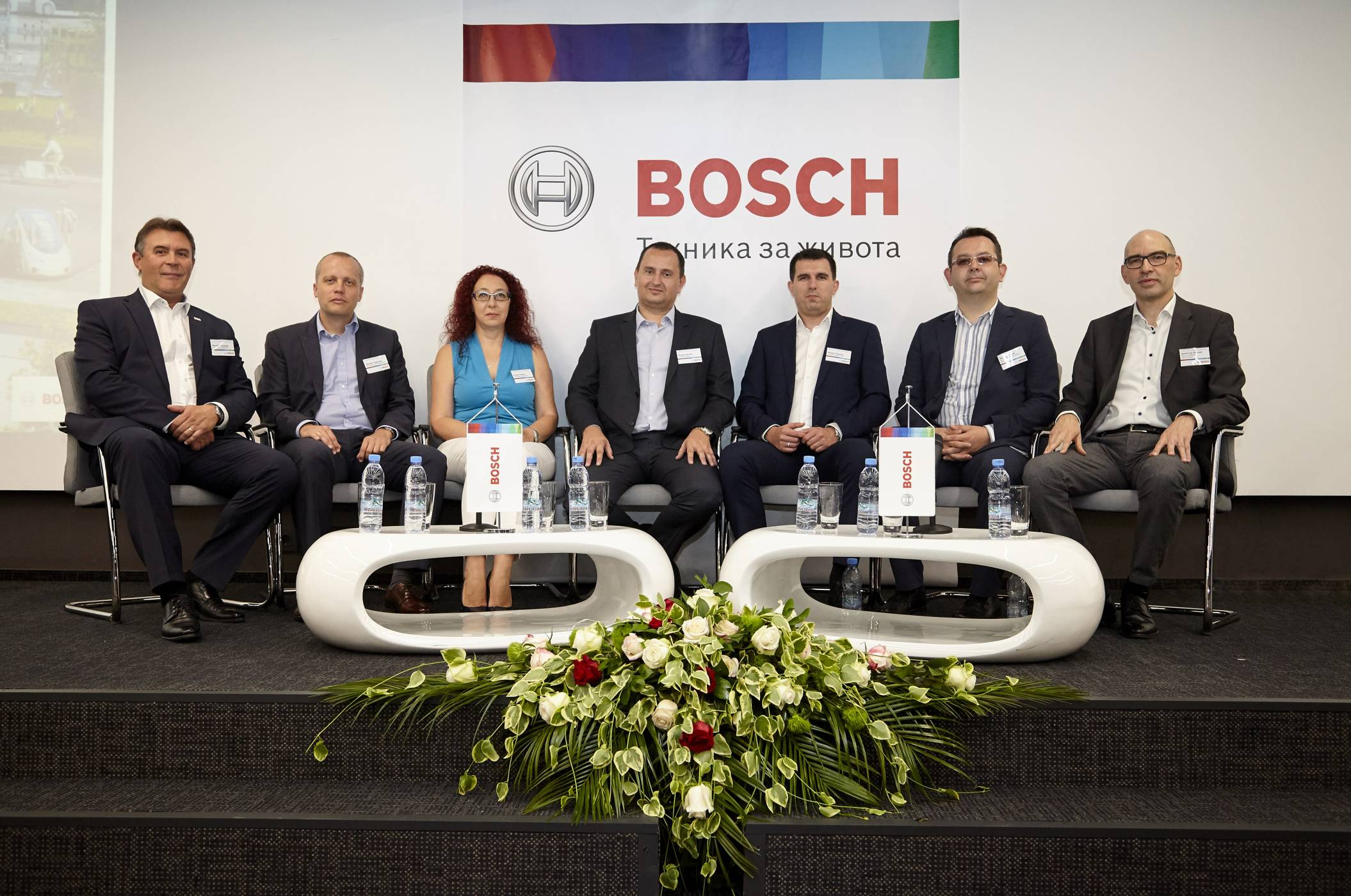 """""""Бош"""" с рекорден ръст от 83% в България"""