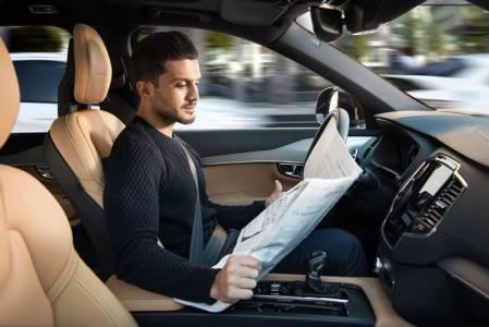 Volvo обещава: в умната XC90 направо може да дремнете