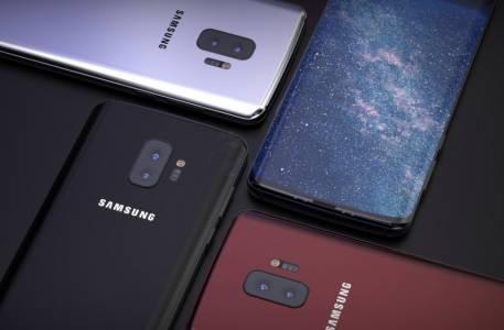 Galaxy S10 се отказва от скенера на ирис за нещо по-удобно