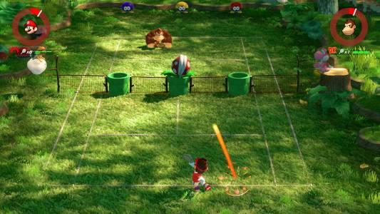 Mario Tennis Aces за Switch не ви дава да играете на нормален тенис