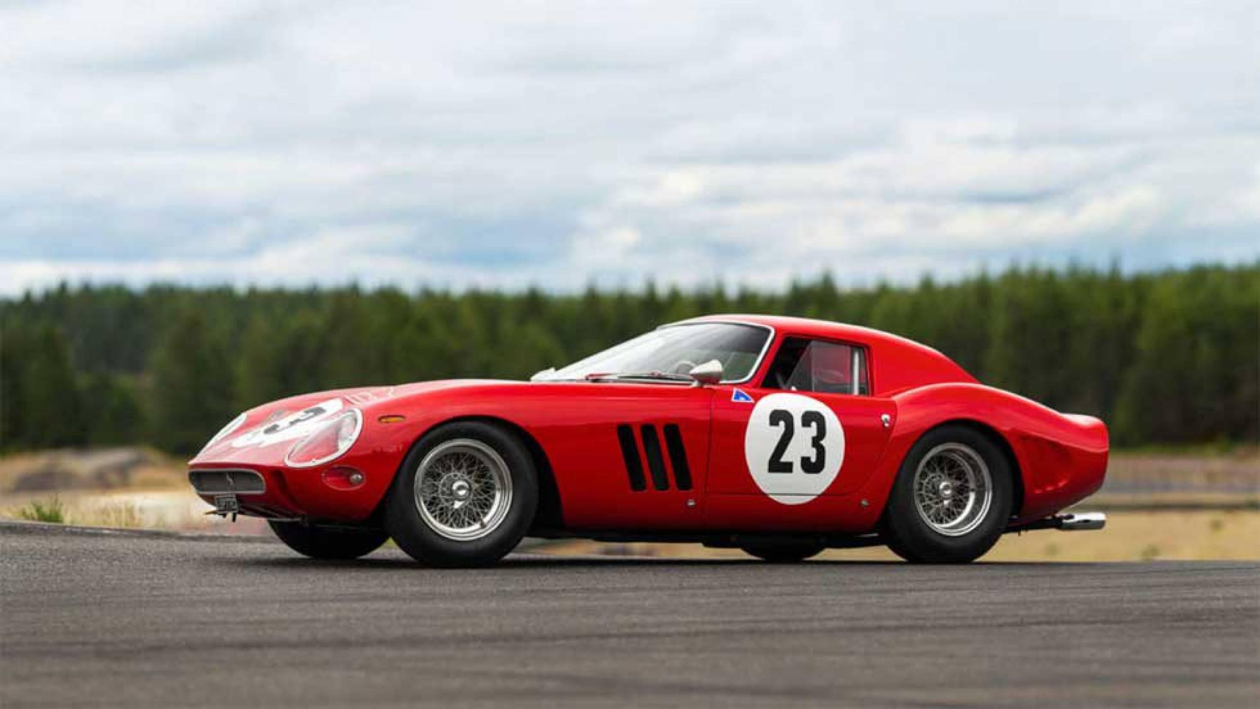 Това епично Ferrari 250 GTO от 1962 г. може да бъде ваше за 45 милиона долара