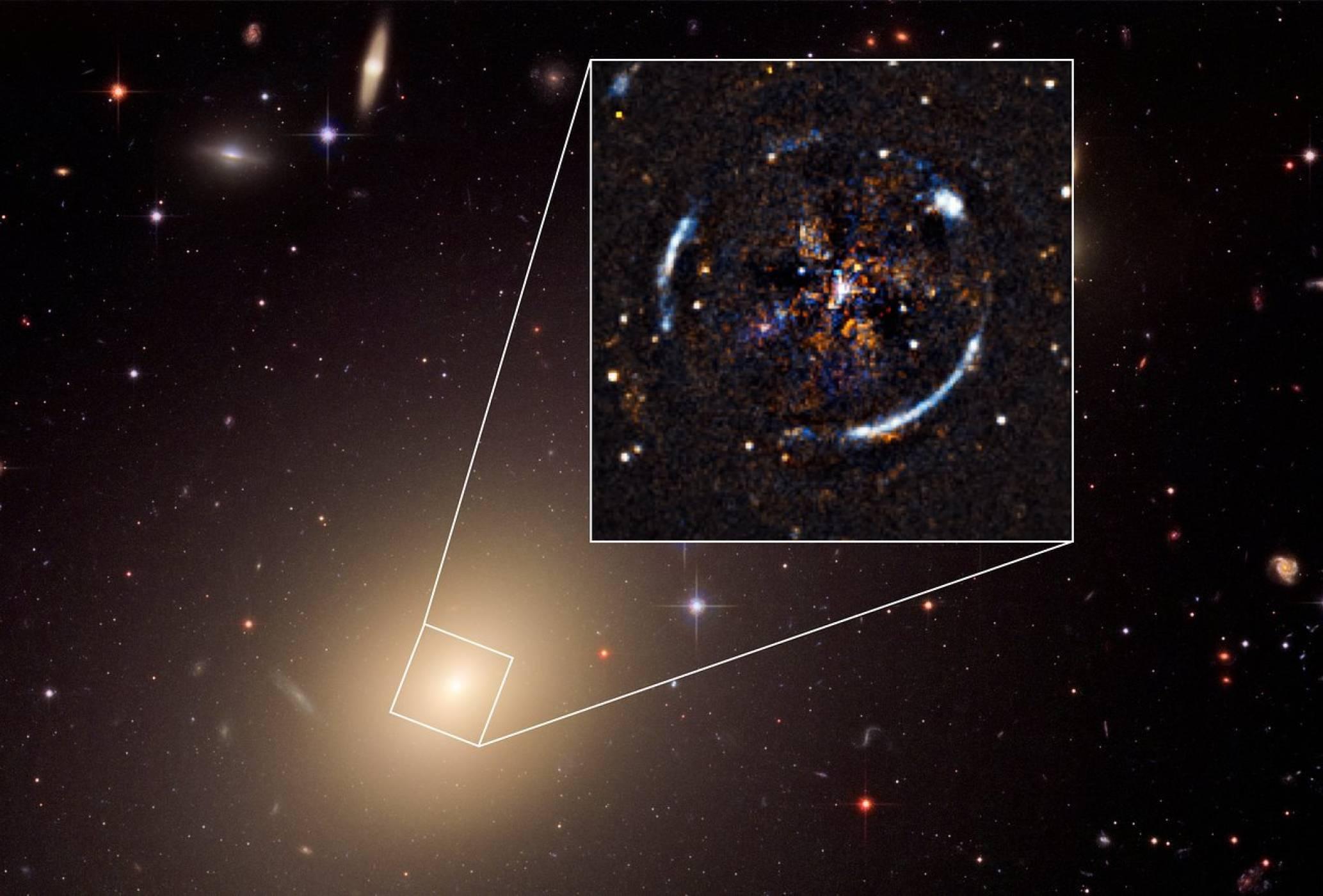 Доказаха Общата теория на относителността в цялата Вселена