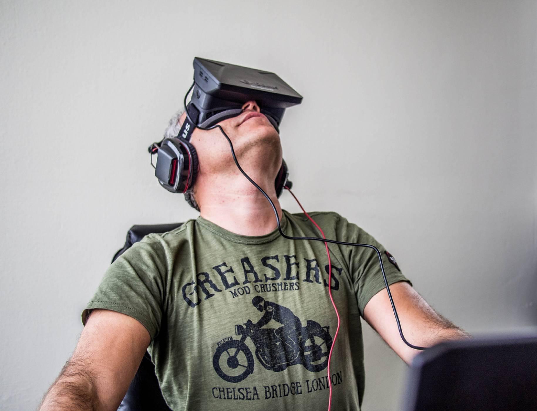 Виртуална реалност, реална глоба: Oculus ще плати четвърт милиард долара на ZeniMax