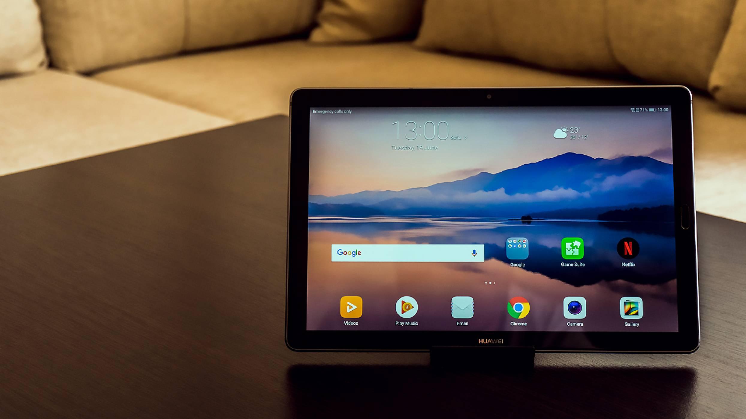 Huawei MediaPad M5 10.8: смисълът на таблета? (видео ревю)