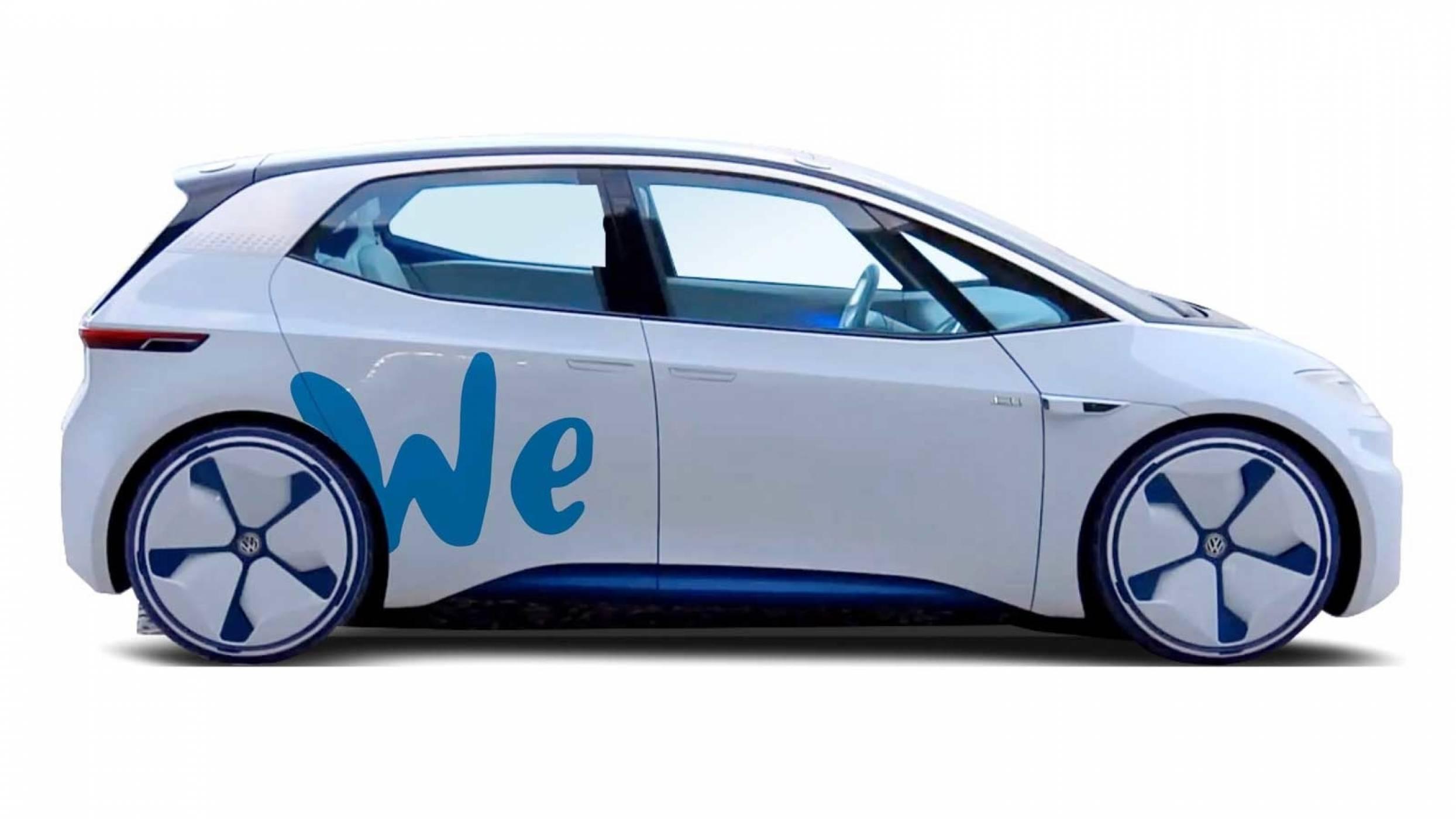 Е-коли на VW и Renault скоро може да ни возят в мрежа за споделено пътуване