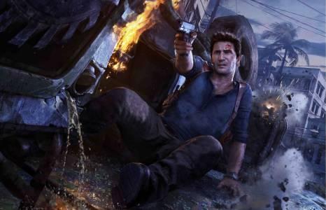 Не куршуми, а липса на късмет поразява Нейтън Дрейк в Uncharted