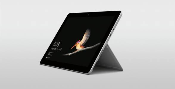 Surface Go е таблет с 10-инчов екран и начална цена 399 долара