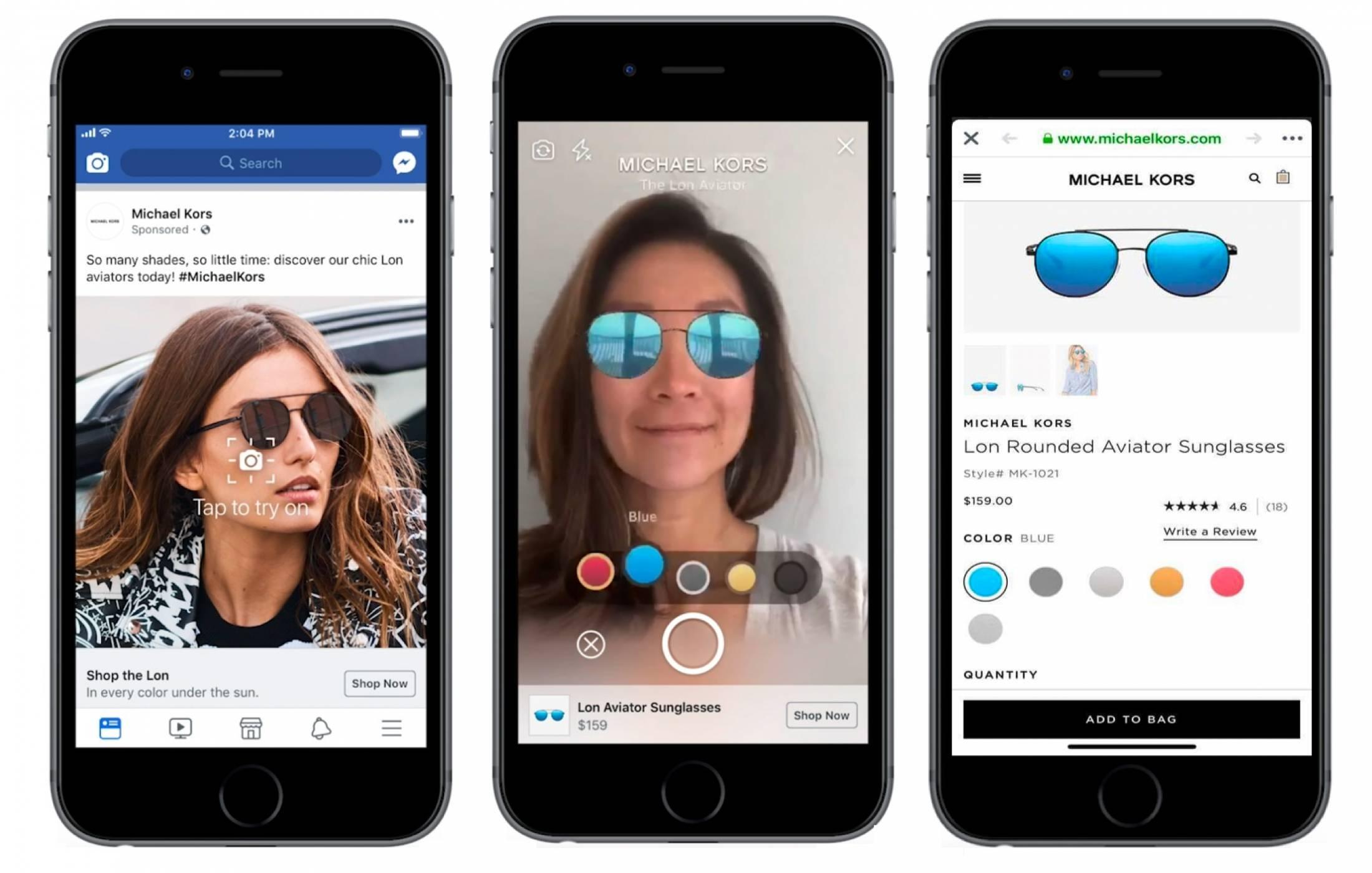 Facebook стартира реклами за добавена реалност в News Feed