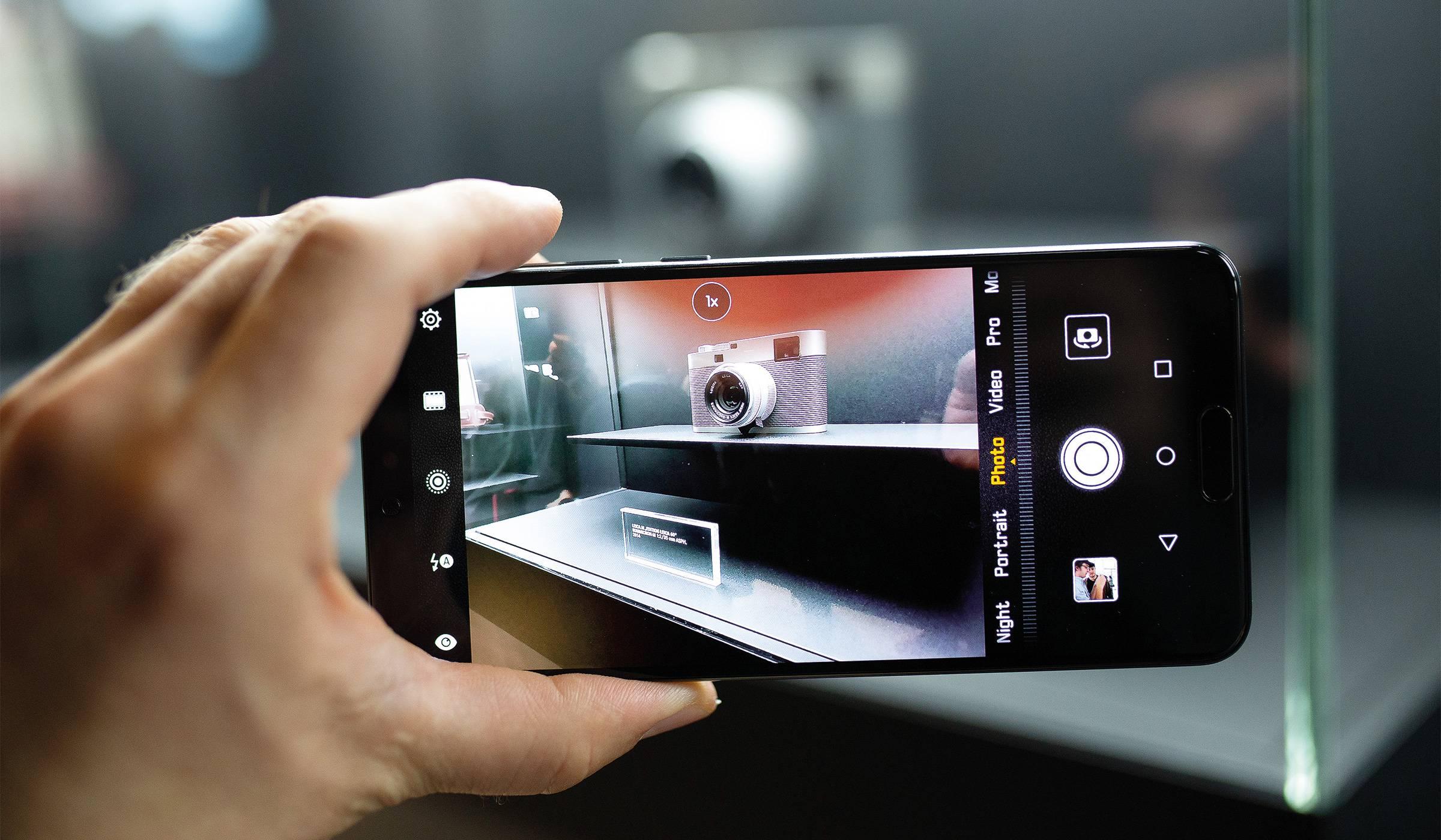 Как се създава една от най-добрите камери в смартфон: историята на Huawei и Leica