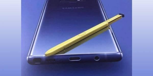 Изтече още информация за Samsung Galaxy Note 9 преди премиерата му