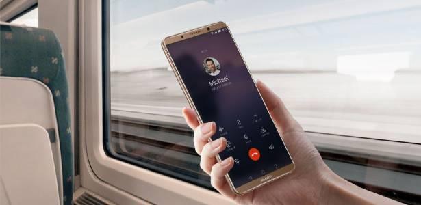 Huawei Mate 20 Pro ще се гордее с извит OLED дисплей?
