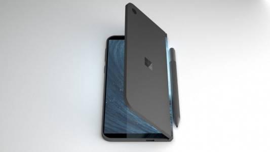 След две години в разработка, Surface Phone се връща на чертожната дъска