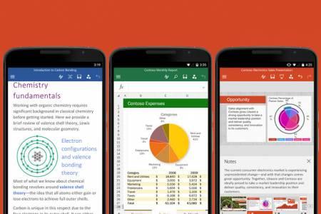 Ето кои са новите функции на Office пакета за Android и iOS