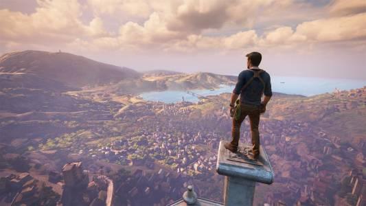 Нейтън Филиън е Нейтън Дрейк в този фен филм по Uncharted